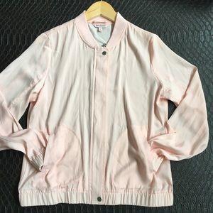 Juicy Couture Pink Ladies Zip Up